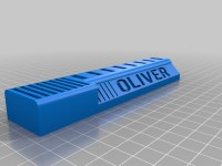 Flash Drive/ SD card holder by OWP - Thingiverse