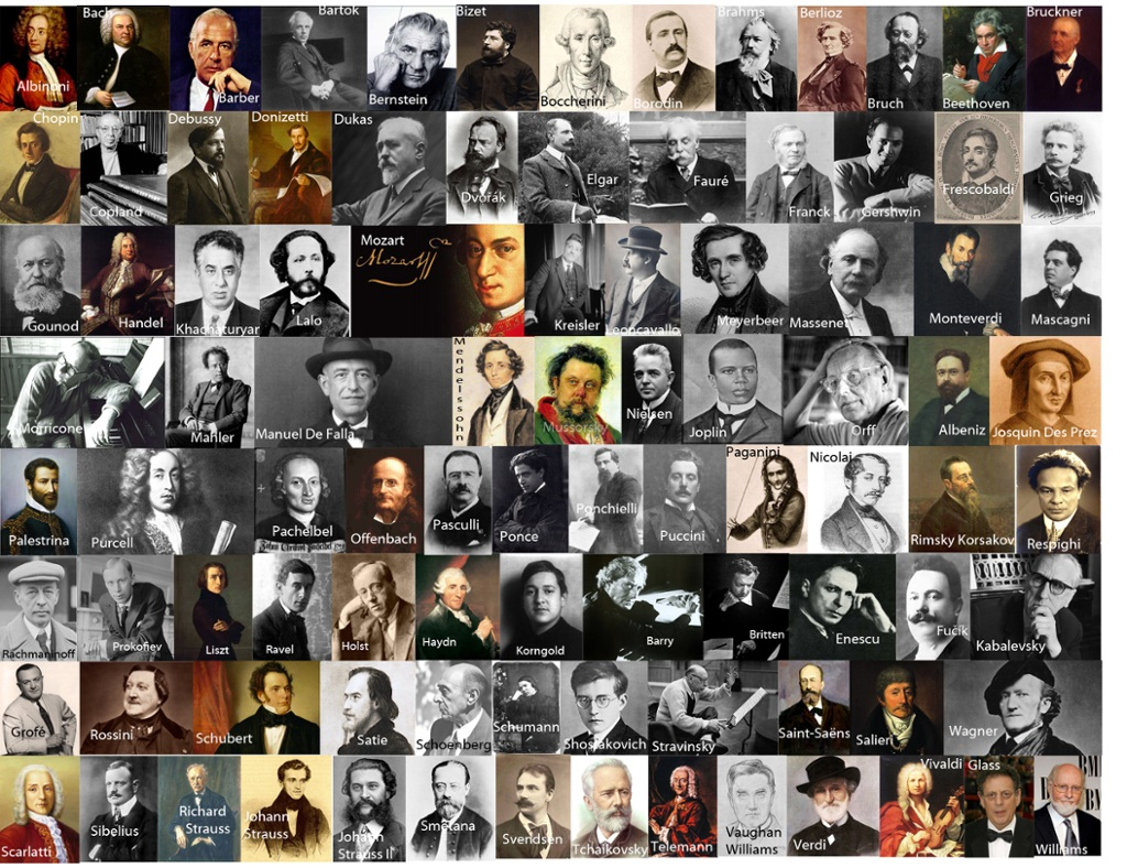 romantic composers