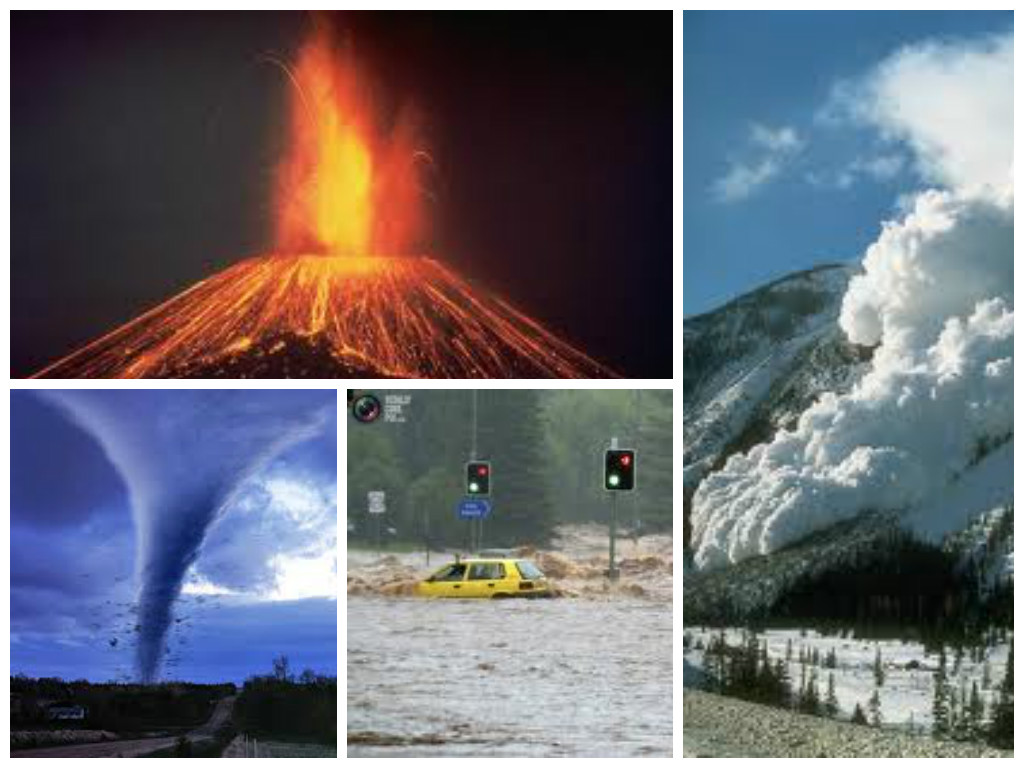 Lava Wallpaper Hd Natural Disasters Collage By Jadon