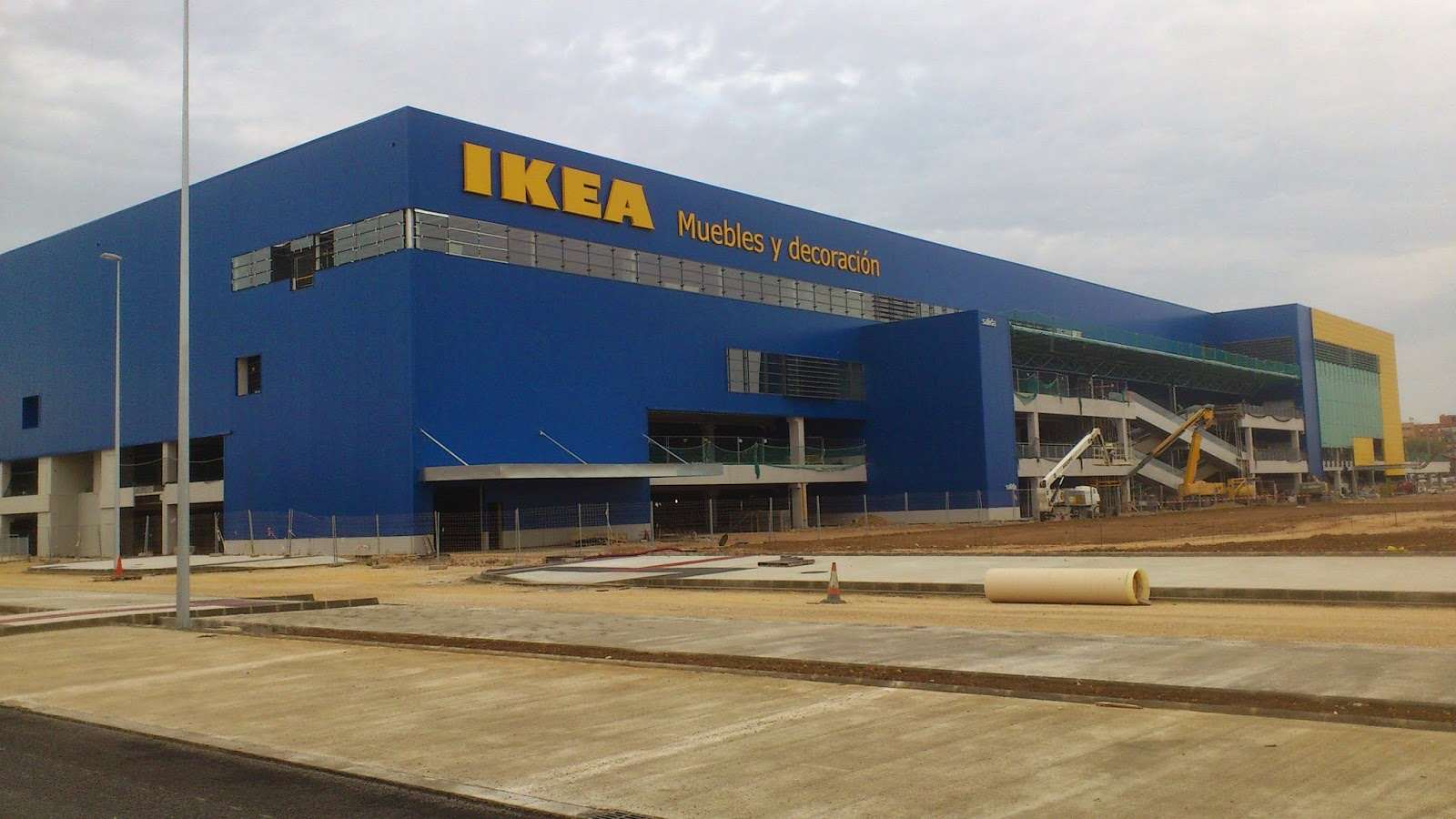 Ikea Spain Ikea May Sue Valencia Government For Banning Sunday Opening