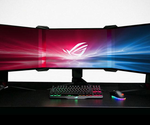 ASUS Bezel-Free Multi-Monitor Kit - multi screen display