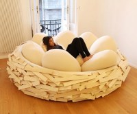 Giant Birds Nest Bed