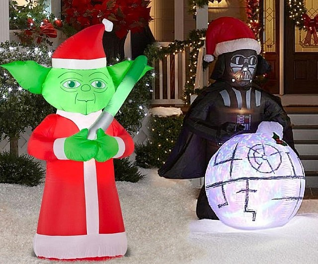 Wars Christmas Lawn Decorations - christmas lawn decorations