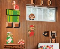 super mario wall decals | Roselawnlutheran