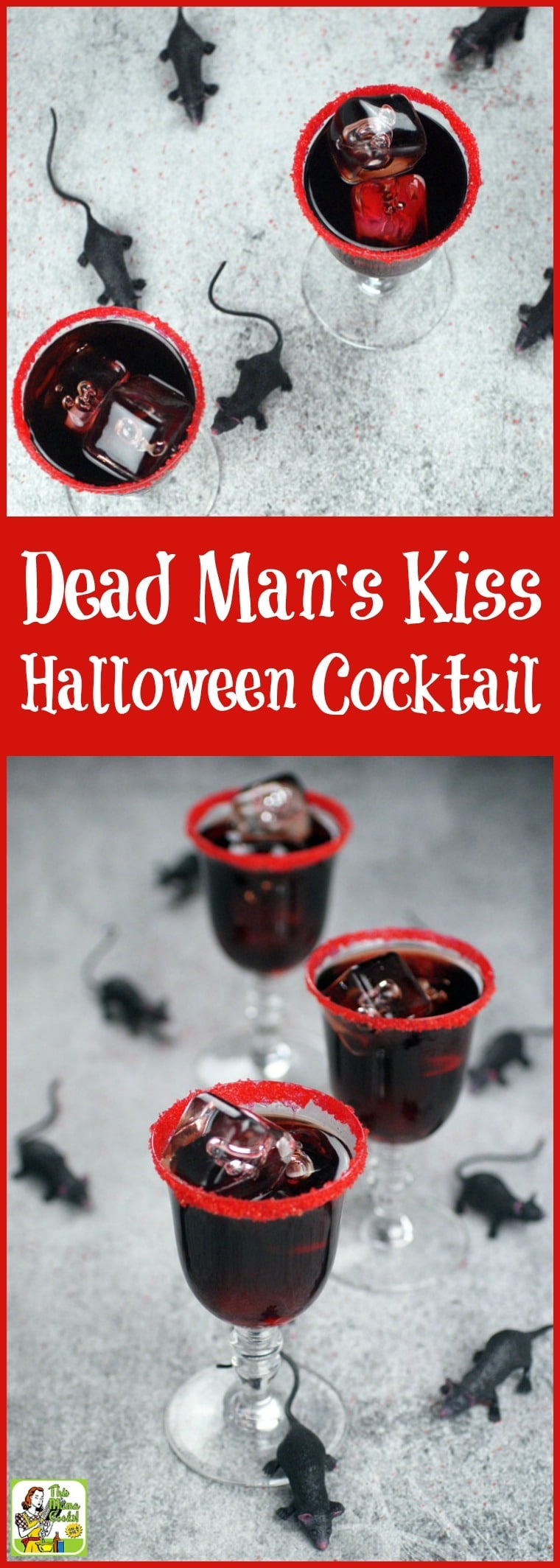 Easy Halloween Shots Recipes Dead Man S Kiss Cocktail