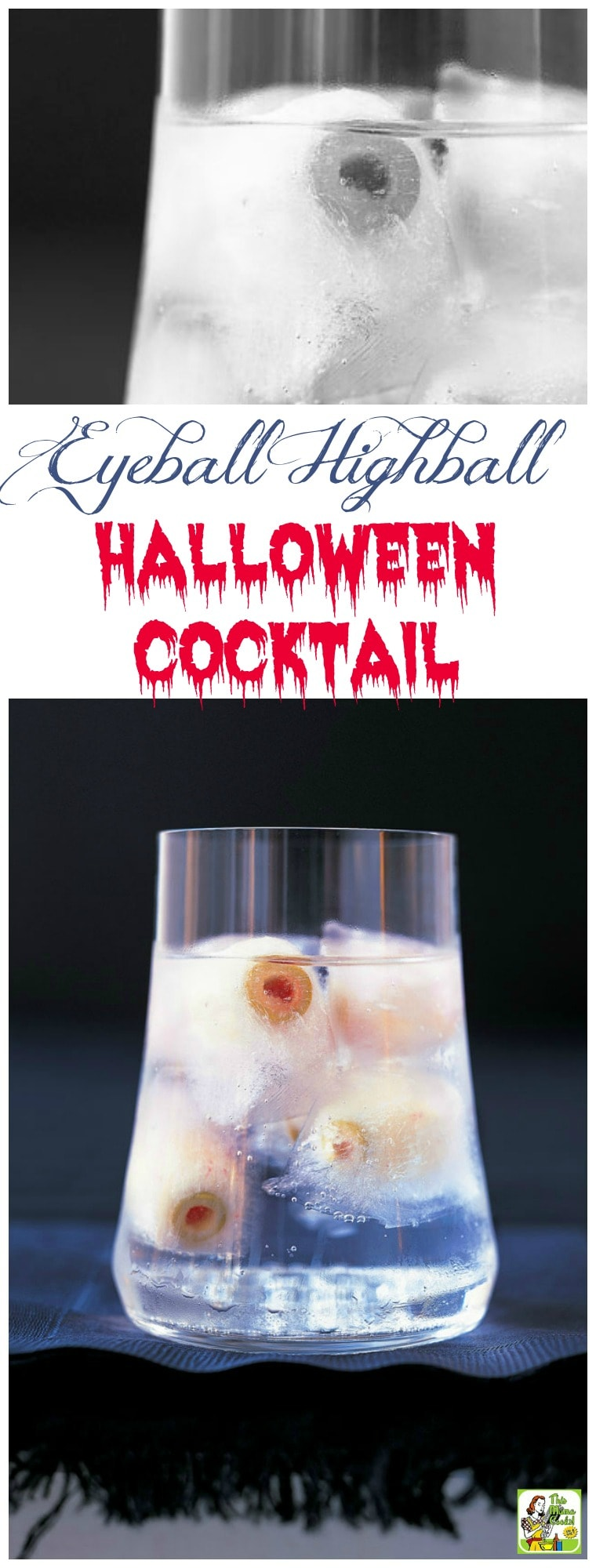 Easy Halloween Shots Recipes Eyeball Highball Cocktail For Halloween