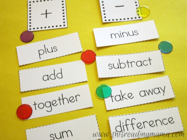 Printable maths vocabulary posters Halifax film company