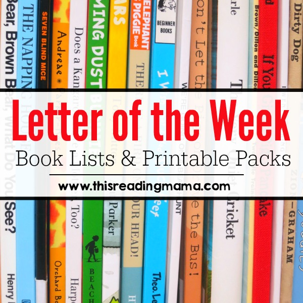 Read Alouds a Letter L Book List