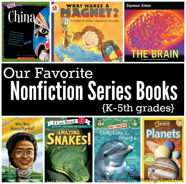 Nonfiction Text Features Chart - This Reading Mama