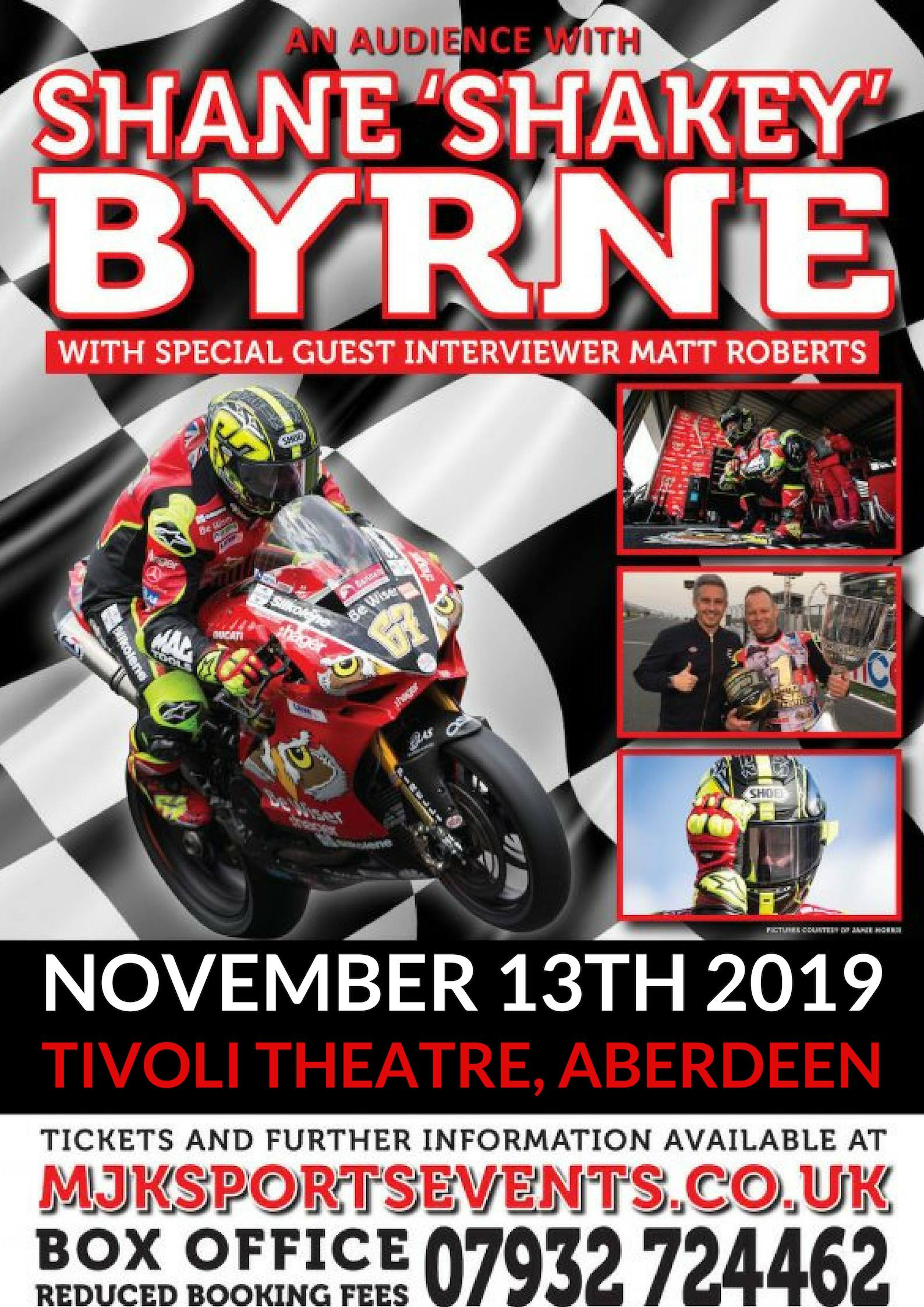 Tickets For Tivoli Theatre Aberdeen An Audience With Shane Shakey Byrne At The Tivoli Theatre Event