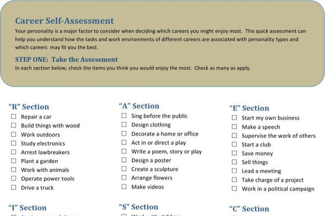 23+ Assessment Templates Free Download