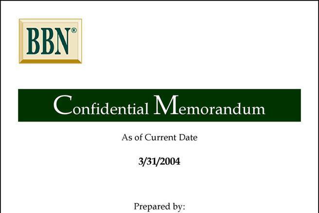 3+ Confidential Memo Template Free Download