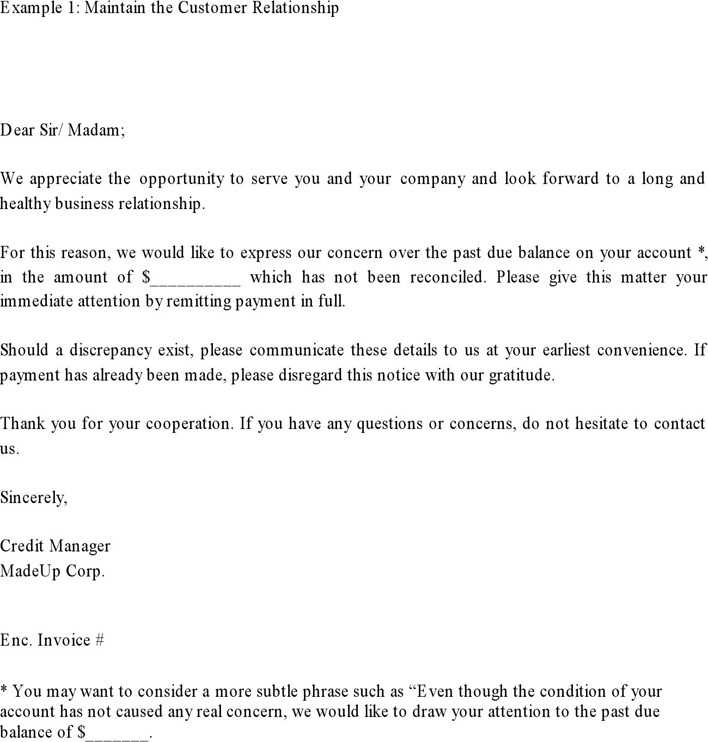 Download Demand Letter Example for Free Page 2 - TidyTemplates