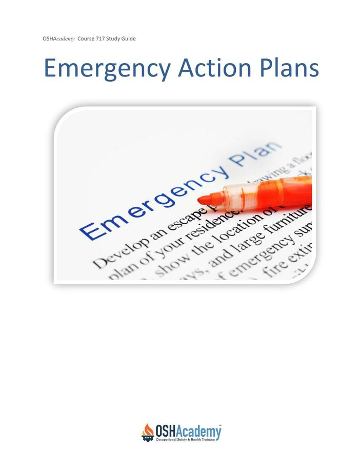 Download Osha Emergency Action Plan Template for Free - TidyTemplates