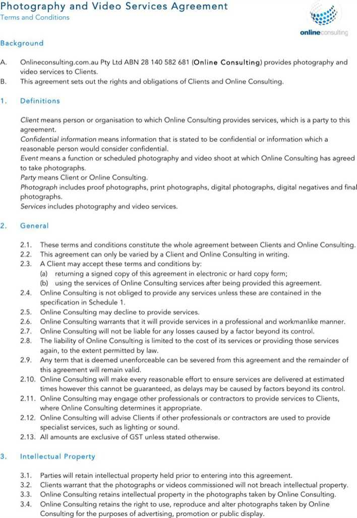 Download Personal Confidentiality Agreement For Photographer for