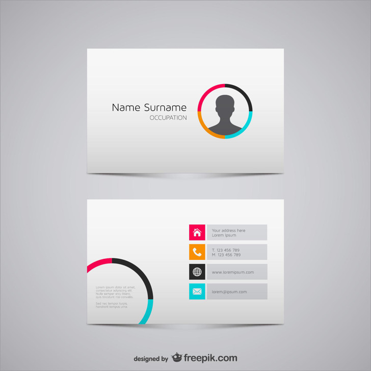 14+ Blank ID Card Templates Free Download