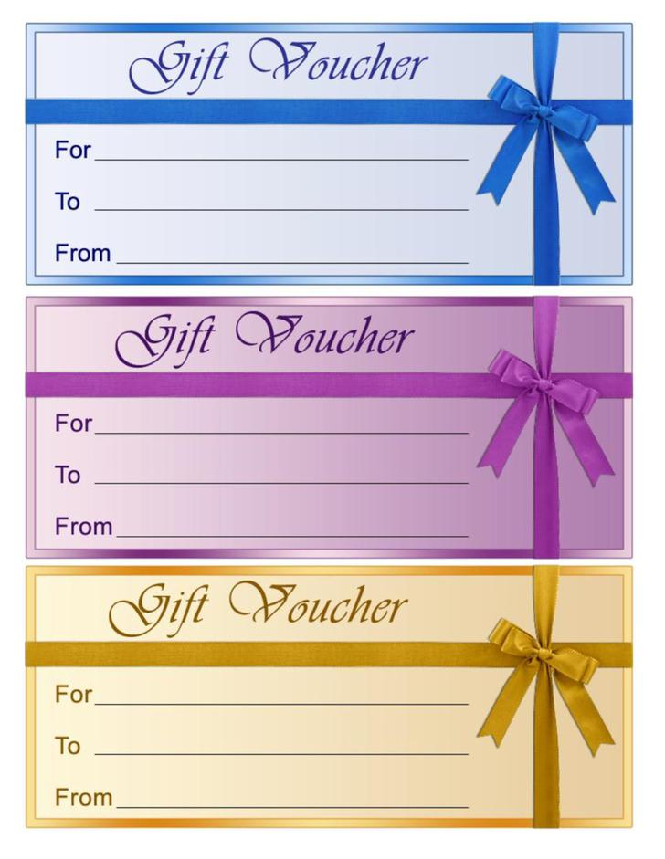 Download Blank Voucher Template for Free - TidyTemplates