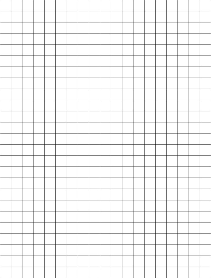 3+ Centimeter Graph Paper Free Download