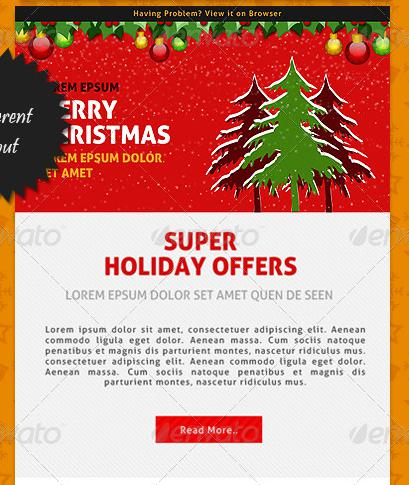 17+ Christmas Newsletter Templates Free Download