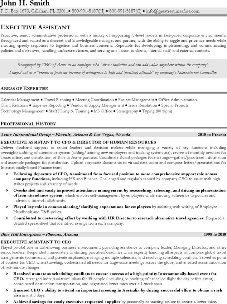 5 stenographer resume templates