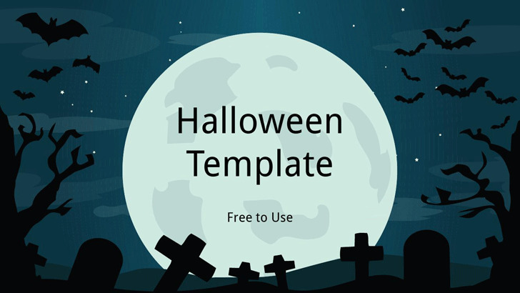 3+ Halloween Powerpoint Templates Free Download