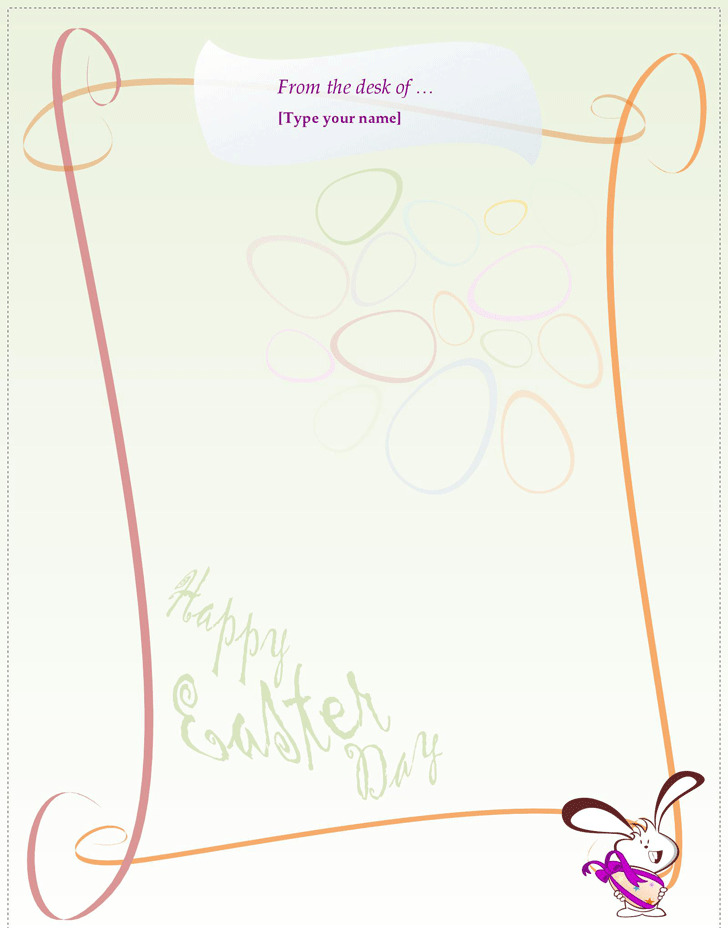3+ Holiday Letterhead Template Free Download