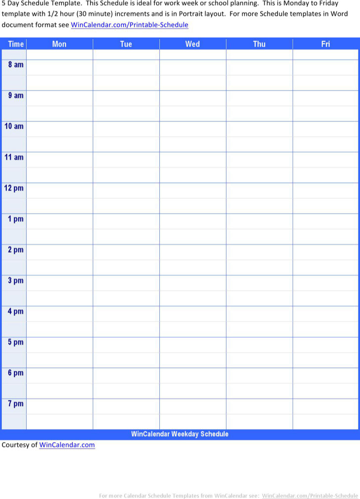 4+ Daily Task Planner Templates Free Download