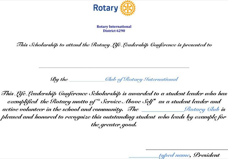 5+ Leadership Certificate Templates Free Download