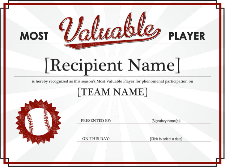 22+ Award Certificate Templates Free Download