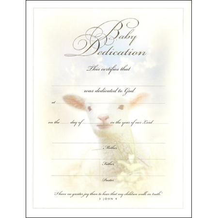 Download Baby Dedication Certificate Template for Free - TidyTemplates - baby certificate templates