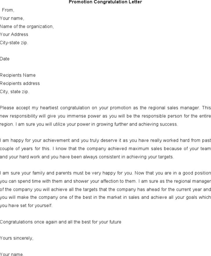 congratulation letter templates - Pinarkubkireklamowe