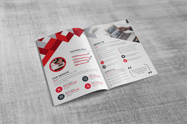 20+ Bi Fold Brochure Free Download