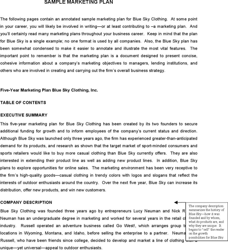 18+ Marketing Proposal Template Free Download