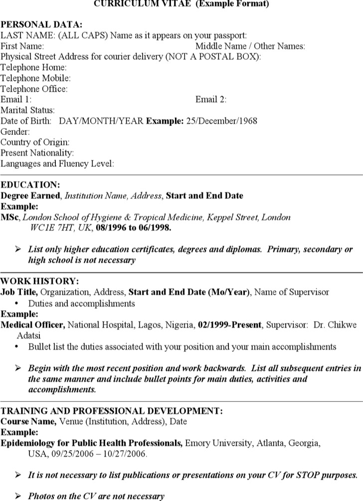 Download Superintendent Resume Templates for Free - TidyTemplates