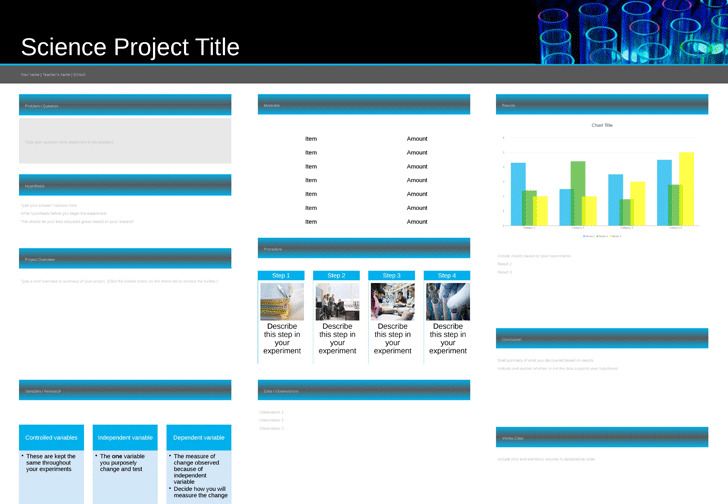 6+ Powerpoint Poster Templates Free Download