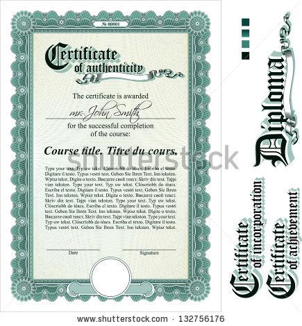 21+ Share Stock Certificate Template Free Download