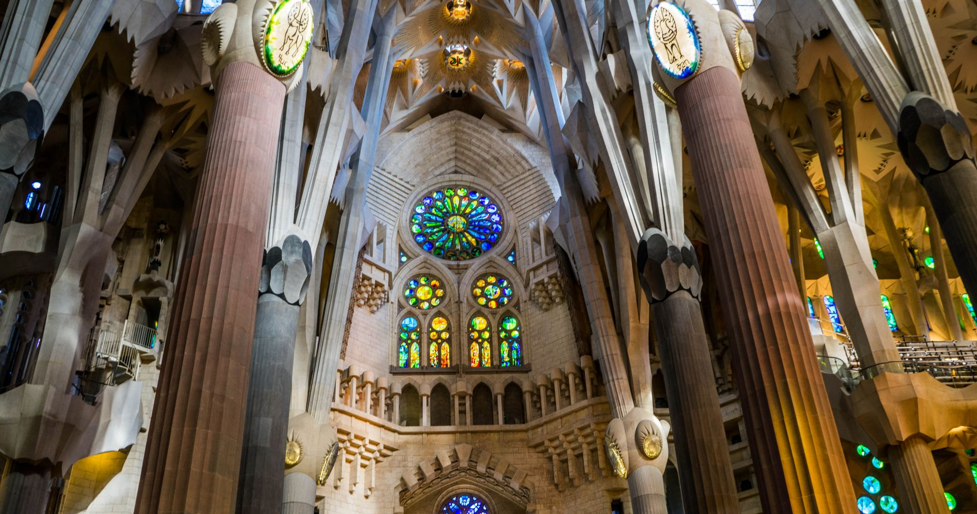 Architecture Gifts For Him La Sagrada Familia Guided Experience In Spain For Two