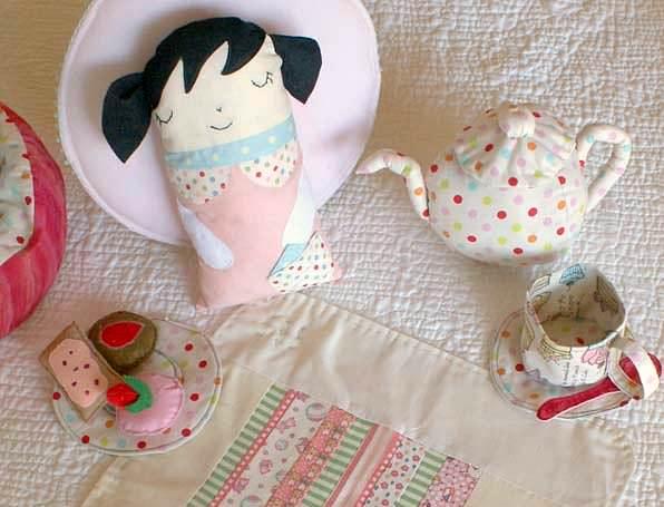 20 Patterns To Make A Doll {sew, paper, crochet,} \u2013 Tip Junkie