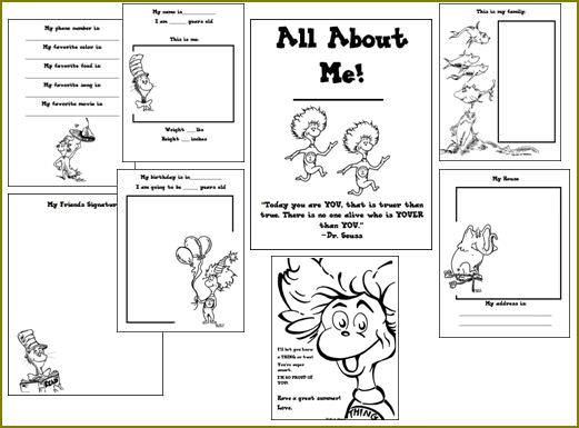 44 Happy Birthday Dr Seuss Crafts to Make \u2013 Tip Junkie
