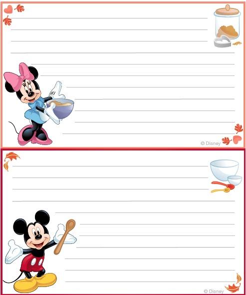 40 Recipe Card Template and Free Printables \u2013 Tip Junkie
