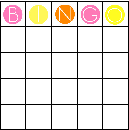 49 Printable Bingo Card Templates Tip Junkie