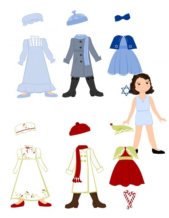 41 Free Paper Doll and Printable Dress Ups \u2013 Tip Junkie