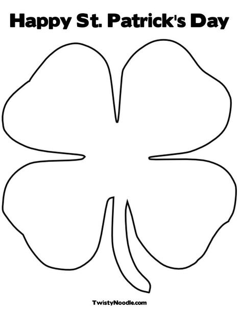 27 St Patrick\u0027s Day Clip Art {free printables} \u2013 Tip Junkie