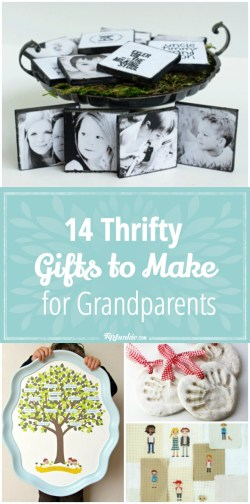 Small Of Gifts For Grandparents