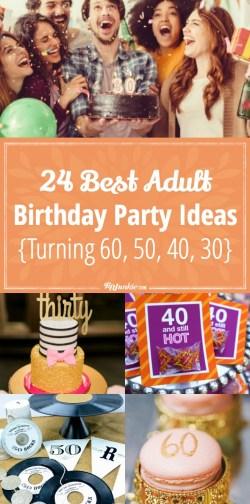 Birthday Party Ideas O Stunning