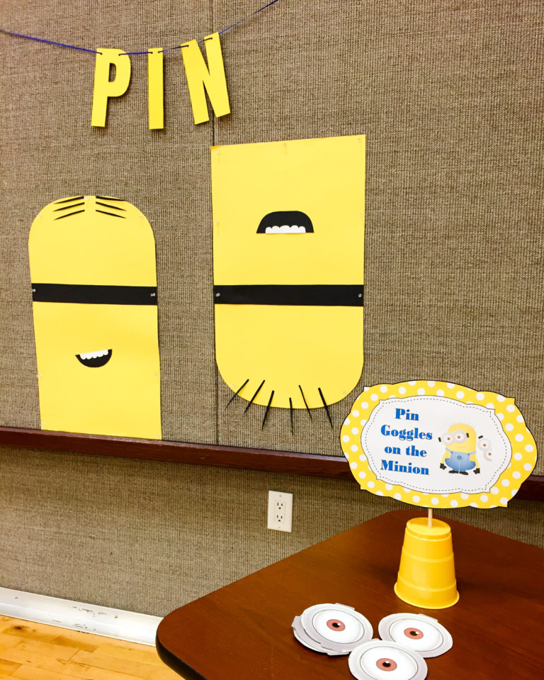 Pin the Goggles on the Minion \u2013 Tip Junkie