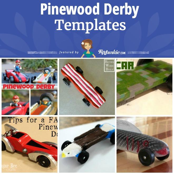 24 Cub Scout Pinewood Car Ideas \u2013 Tip Junkie
