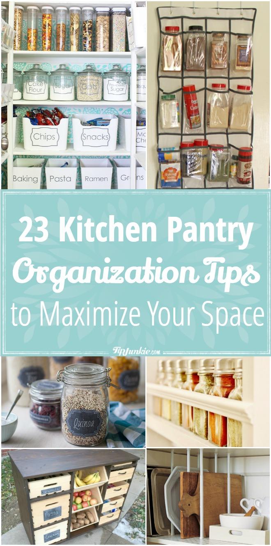 Pantry Organization Pantry Organization Tips Ask Anna