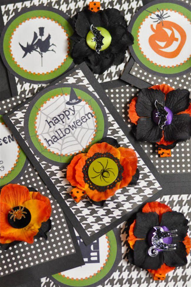 15 Halloween Printable Gift Tags {free printable} \u2013 Tip Junkie