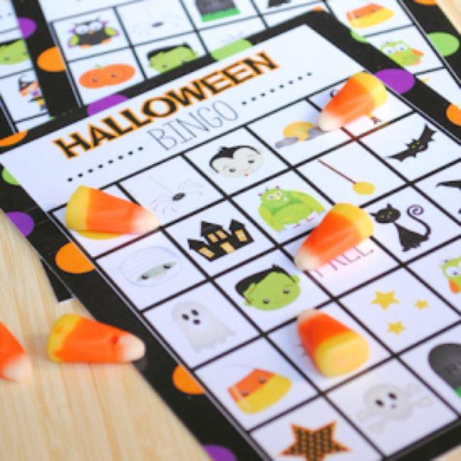Classic Bingo Cards Printable  Supernatural Bingo Cards To